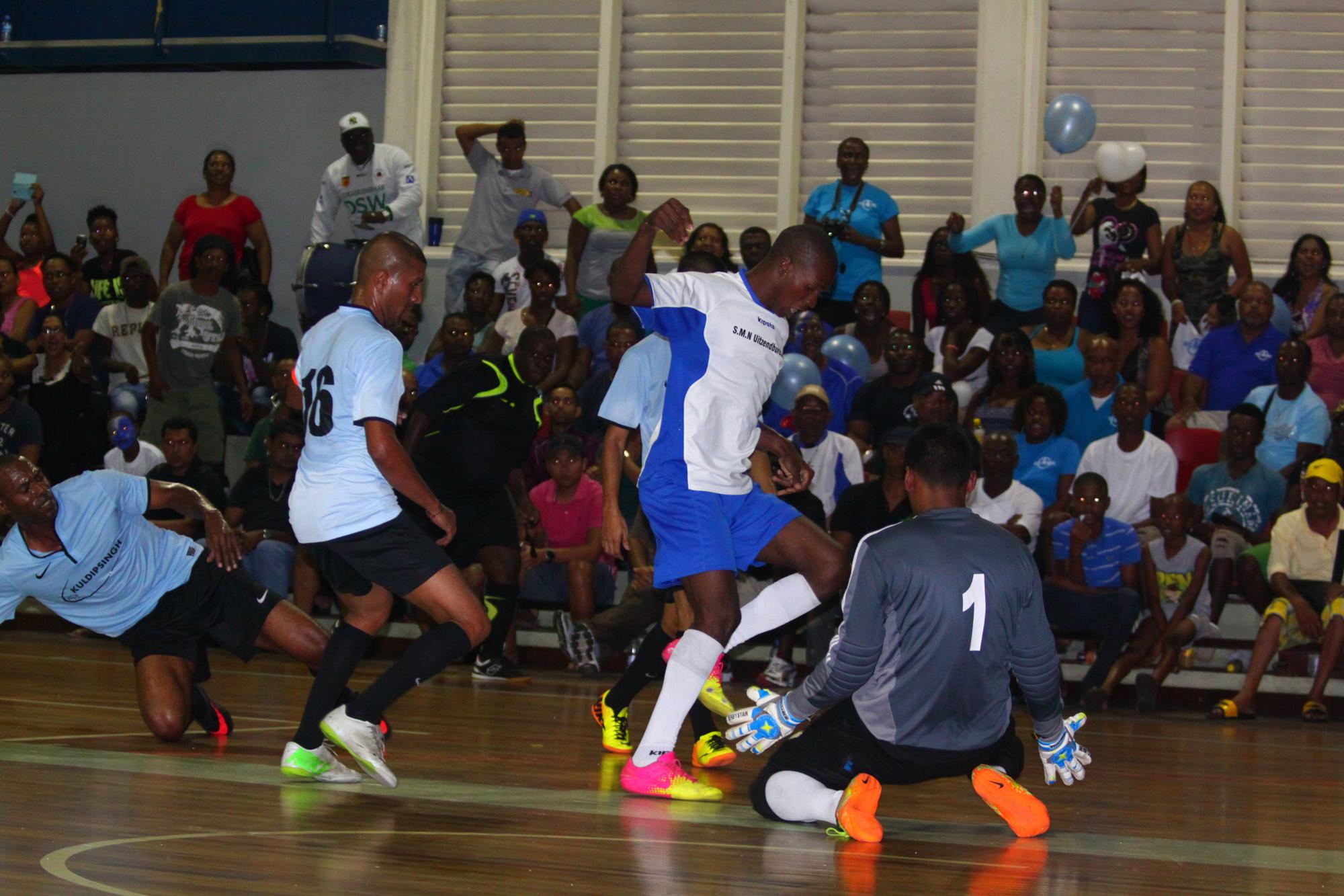 Futsal Bedrijven Klasse