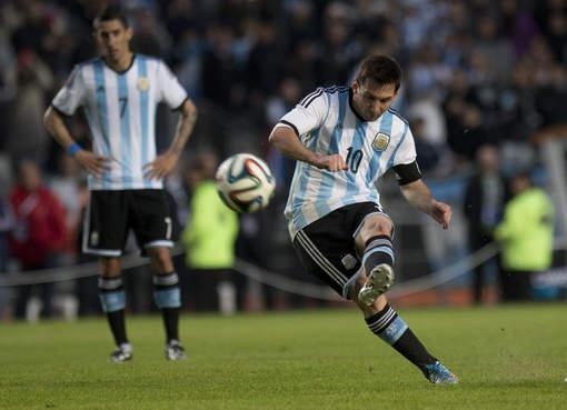 messi argentinie
