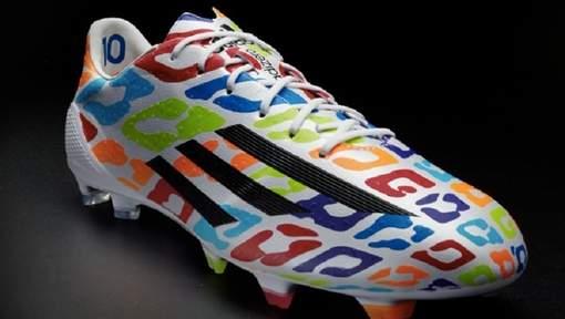 messi nieuwe schoen