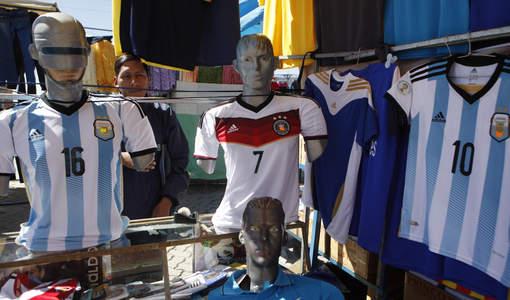 argentinie duitsland