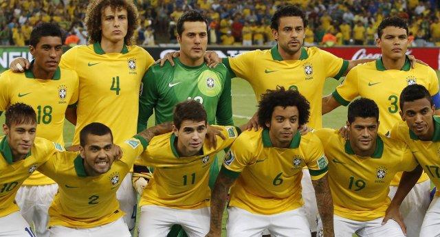 brazilie selectie
