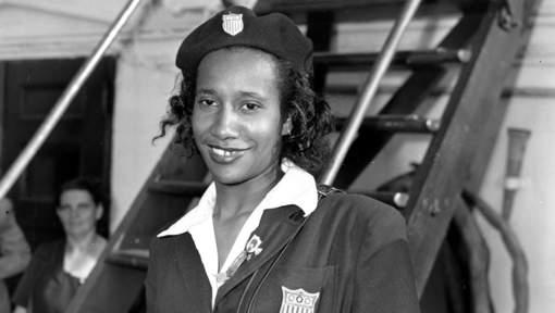 eerste zwarte vrouw