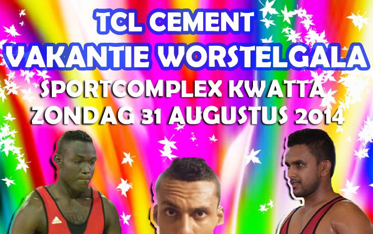 TCL Cement Worstelgala