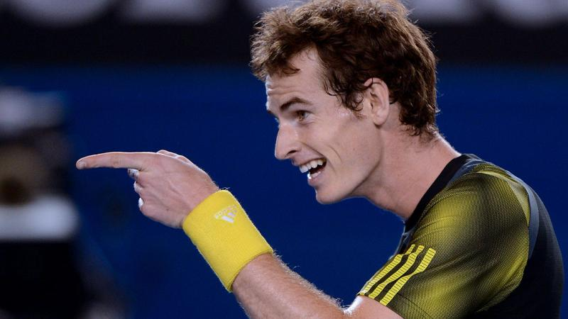andy murray londen