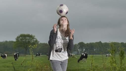 messi damesvoetbal
