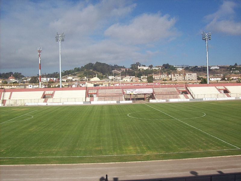 Estadio La Portada La Serena