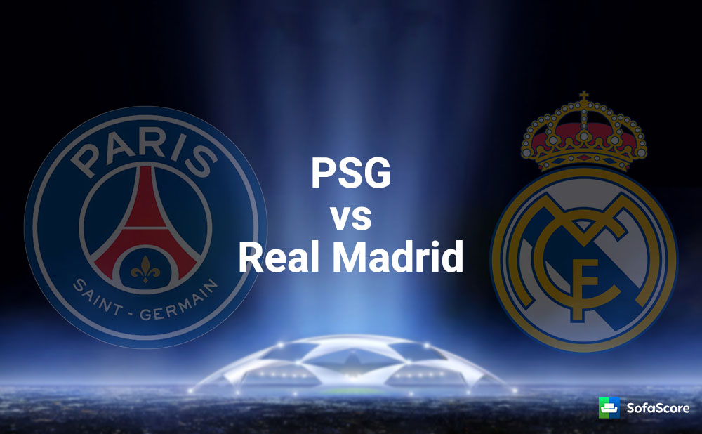 Match Preview Paris St Germain Vs Real Madrid Qn Sport