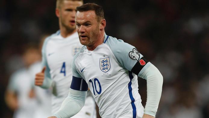 Rooney blijft aanvoerder onder Southgate