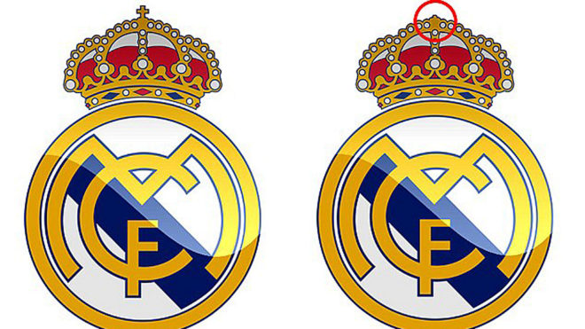 Hervorragend Real Madrid logo won't feature Christian cross in Middle East  CT26