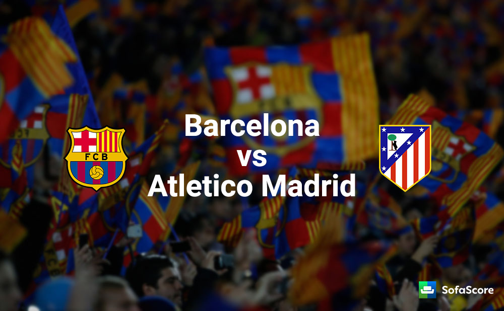 barcelona vs atletico de madrid