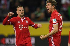 Müller goud waard voor Bayern München