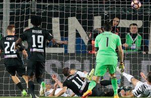 Juventus laat record liggen