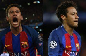 Neymar, from heaven to hell in six weeks