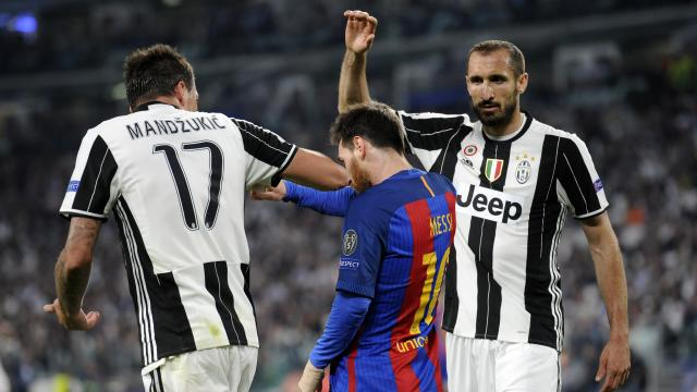 Match Preview Fc Barcelona Vs Juventus Qn Sport Television N V