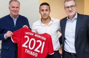 thiago-verlengt-contract-bij-bayern-medio-2021