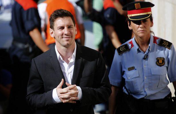 Barcelona steunt veroordeelde Messi door dik en dun