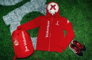 Confederations Cup volunteer uniforms unveiled