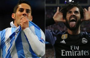 Isco returns home at the height of his career