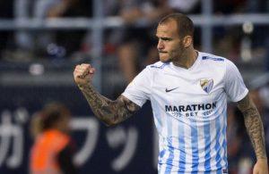 Sandro I hope I score and give Barcelona LaLiga