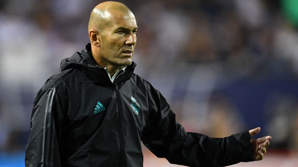 df8b8a71a45 Zidane: It is not an ideal situation | QN Sport+ Television N.V.